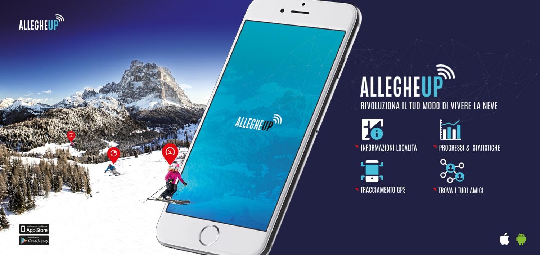 Alleghe UP App