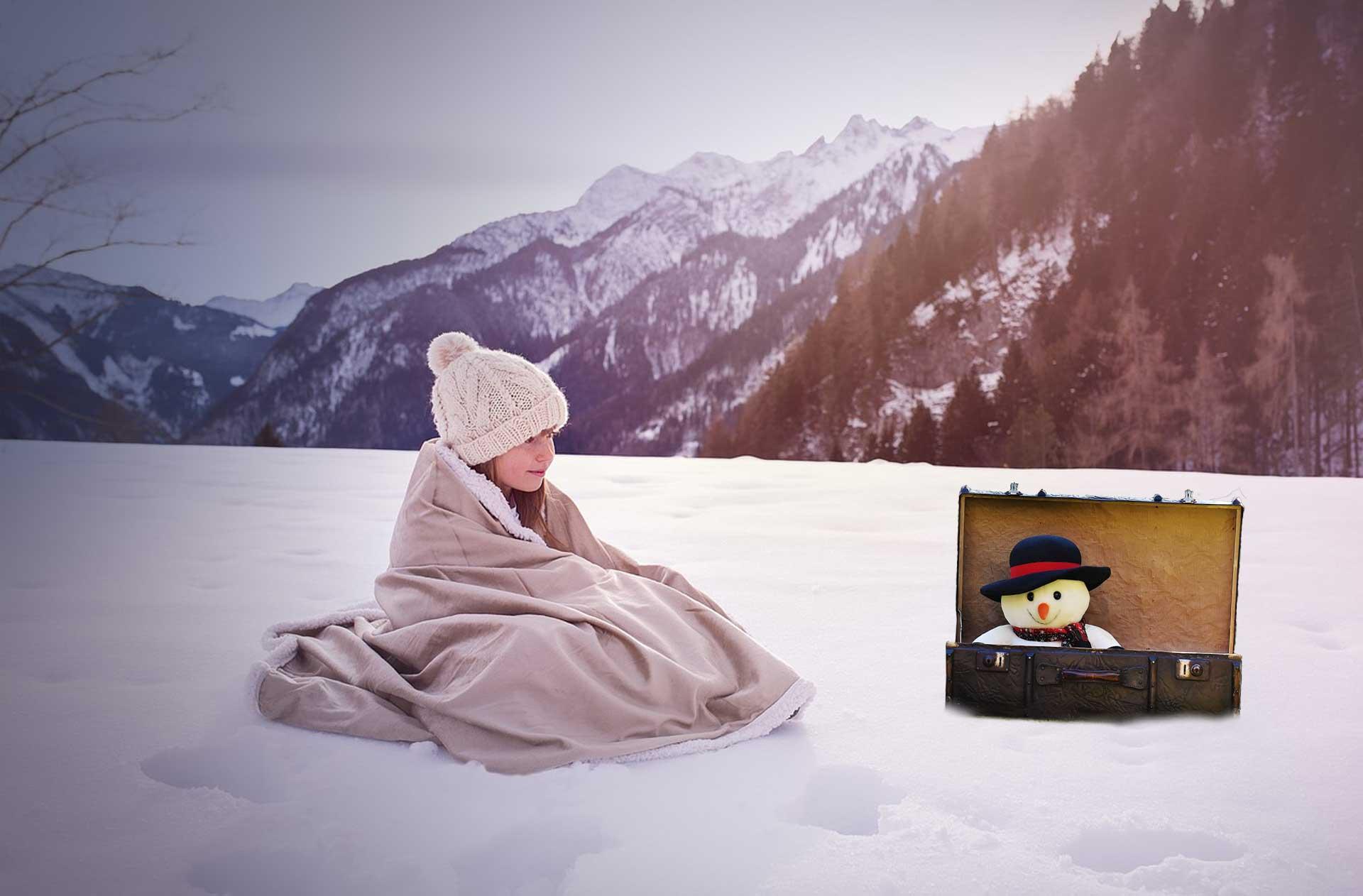Vacanze sulla neve, cosa mettere in valigia