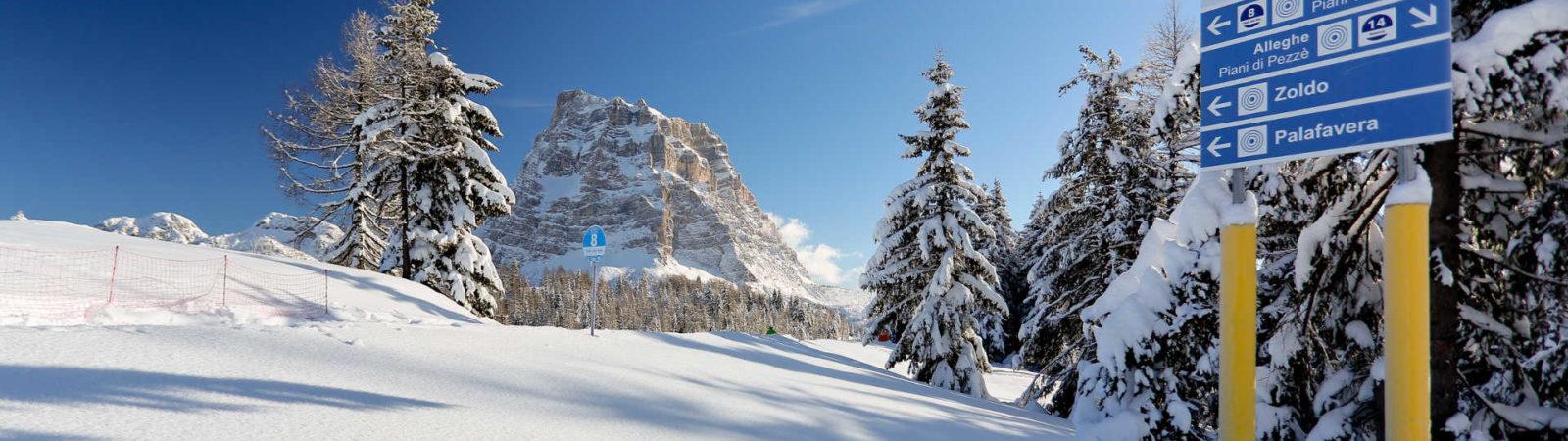 Difficoltà delle piste da sci: i colori della segnaletica