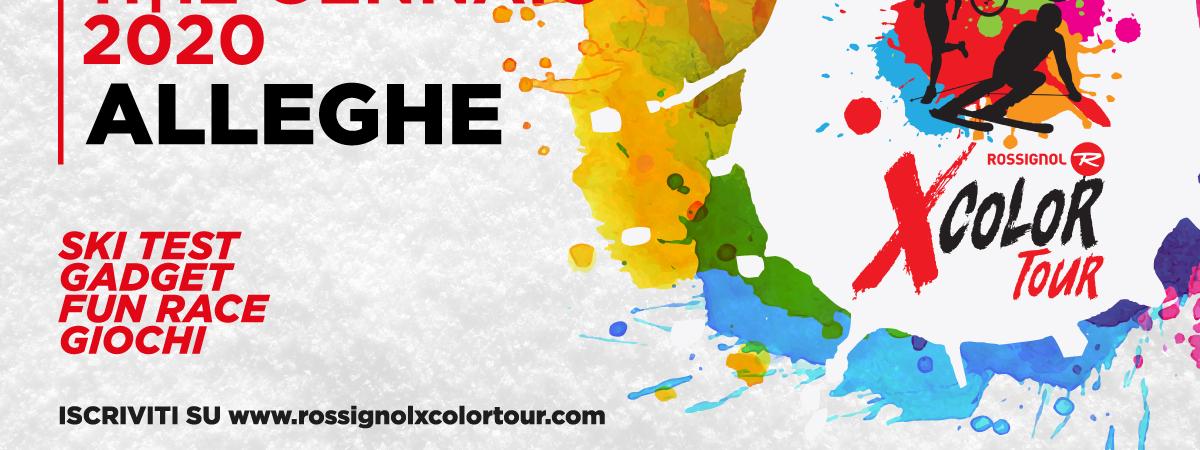 Rossignol X Color Tour 2020